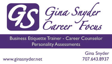 Gina Snyder, Personality Assessments